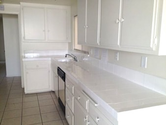 Countertop and Kitchen Counter Reglazing Services in NYC